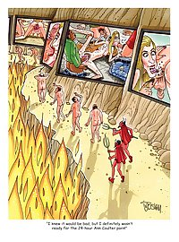 Very funy cartoons from Hustler magazines 2009-set 1