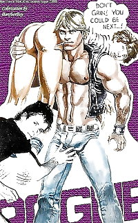 Naught Gay Toons:-set 2
