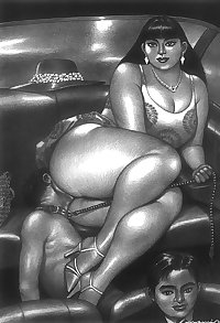 Old Erotic Art  Gallery-set 6