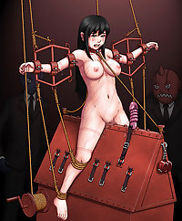 Bdsm illustrations & cruel Art 2-set 1