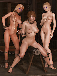 the fine art of slave comic-set 2