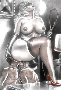 Old Erotic Art  Gallery-set 4