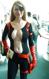 Hot cosplay