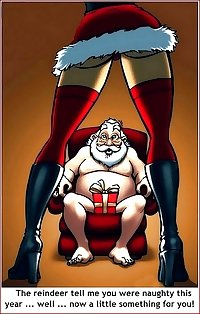 Playboys christmas cartoons